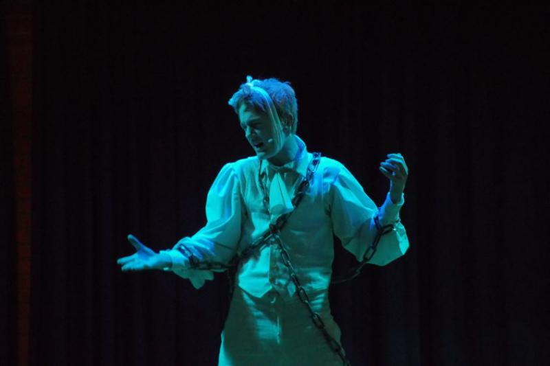 Jacob Marley      [Fotos: Ursula Striepe]